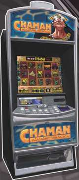 Chaman the  Slot Machine