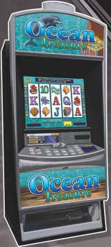 Ocean Treasure the  Slot Machine