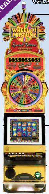 Wheel of Fortune - Special Edition Pennies Classic Pennies the  Slot Machine