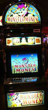 Monster Money the  Slot Machine