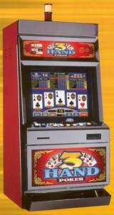 3-Hand Poker the  Slot Machine