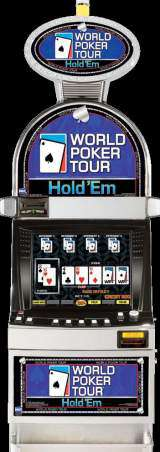 World Poker Tour - Hold 'Em the  Slot Machine