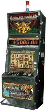 Golden Jaguar the Slot Machine