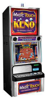 Magic Touch Keno the  Slot Machine
