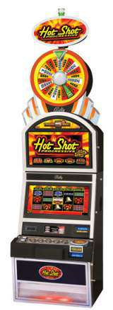 Cash Wheel [Hot Shot Progressive] the Slot Machine