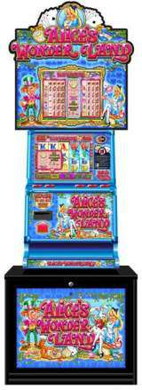 Alice's Wonder Land [Cat. B3] the  Slot Machine