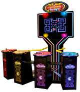 Pac-Man Battle Royale Deluxe the  Arcade Video Game