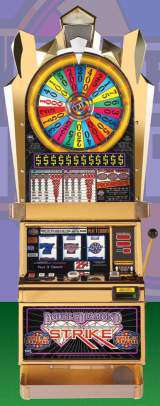 Wheel of Fortune - Double Diamond Strike the  Slot Machine