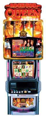 Rock you Queen the  Slot Machine