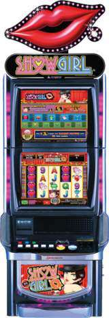 Showgirl the  Slot Machine