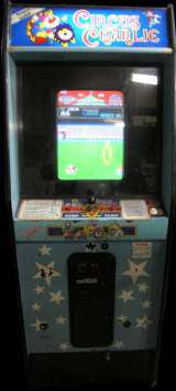 Circus Charlie [Model GX380] the Arcade Video Game