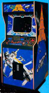 Moon Alpha [Model MAA-4001] the  Arcade PCB