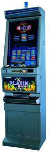 Platin Hotspot the  Slot Machine