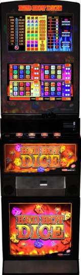 Red Hot Dice the  Fruit Machine