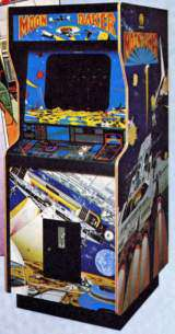 Moon Raker [Model MRA-3001] the  Arcade Video Game PCB
