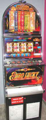 Euro Lucky the  Slot Machine