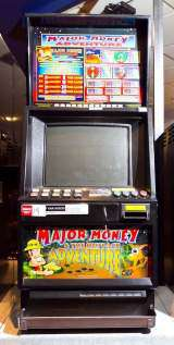 Major Money & the Outback Adventure the  Slot Machine
