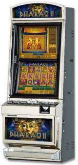 Pharao II the  Slot Machine