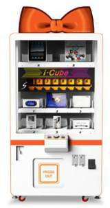 I-Cube the  Redemption Game