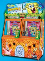 SpongeBob Squarepants Pineapple Arcade the Coin-op Redemption Game