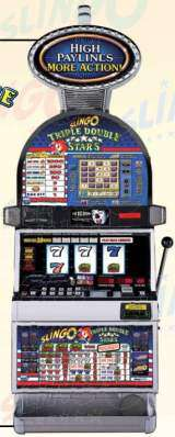 Slingo - Triple Double Stars the Slot Machine