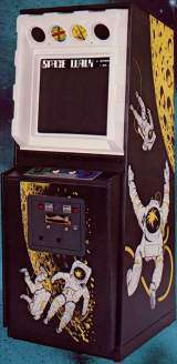 Space Walk the  Arcade Video Game