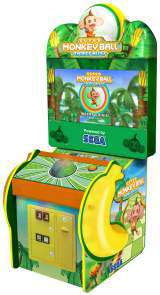Super Monkey Ball - Ticket Blitz the  Redemption Game