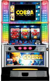 Space Adventure Cobra - The Slot the  Pachislot