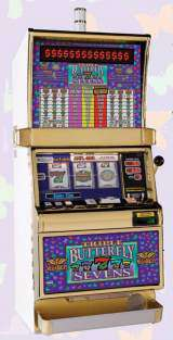 Triple Butterfly Sevens [Megabucks] the  Slot Machine