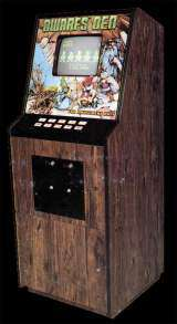 Dwarfs Den [13in. Upright model] the Arcade Video Game