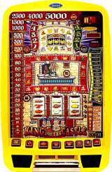King of the Castle [Wall model] the  Fruit Machine