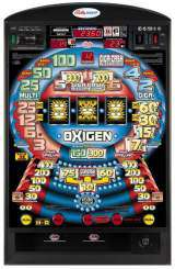 Oxigen the  Slot Machine