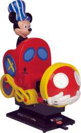 Mickey Mouse Train the  Kiddie Ride