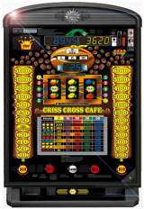 Criss Cross Cafe the  Slot Machine