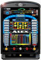 Alex the  Slot Machine