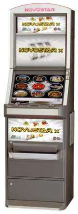 Novostar X5 the  Slot Machine
