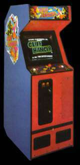 Cliff Hanger the Arcade Video Game