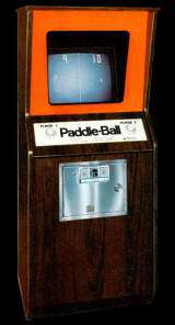 Paddle-Ball the  Arcade Video Game PCB
