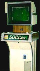 Soccer [Deluxe model] the  Arcade Video Game