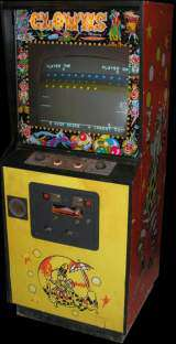 Clowns [Upright model] [Model 630] the  Arcade PCB