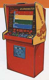 Eliminator IV the  Arcade Video Game