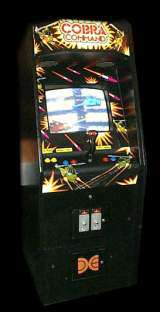 Cobra Command the  Arcade Video Game