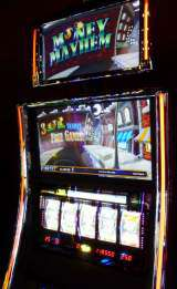 Money Mayhem the  Slot Machine