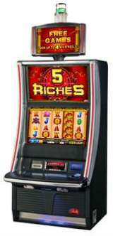 5 Riches the Slot Machine