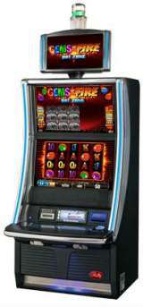 Gems of Fire [Hot Zone] the Slot Machine