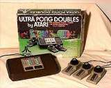 Ultra Pong Doubles [Model C-402D] the  Dedicated Console