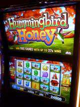 Hummingbird Honey the  Slot Machine