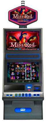 Miss Red the  Slot Machine