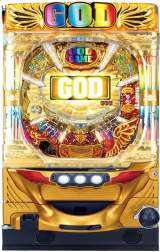 Million GOD Premium the  Pachinko