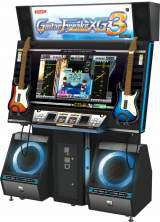 GuitarFreaks XG3 the  Arcade Video Game